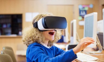 How we can use VR to educate children