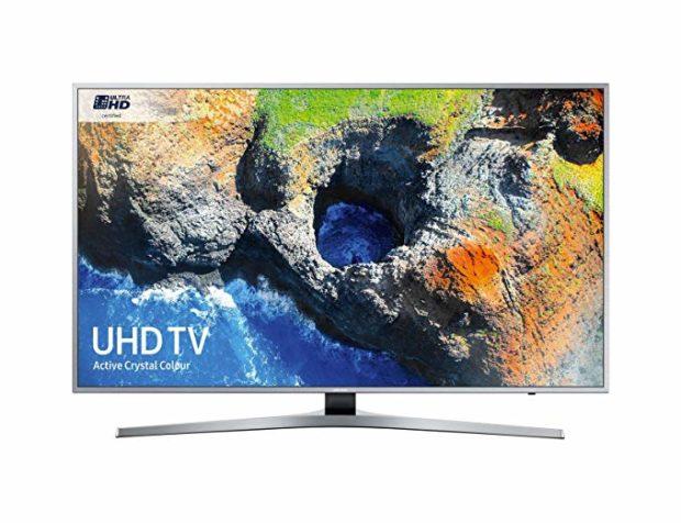 49″ Samsung MU6400 LED 4K TV