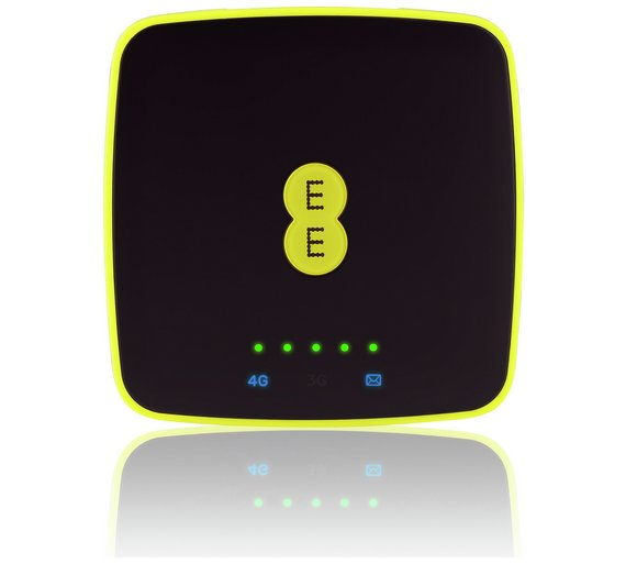 4G Mobile WiFi Device on EE