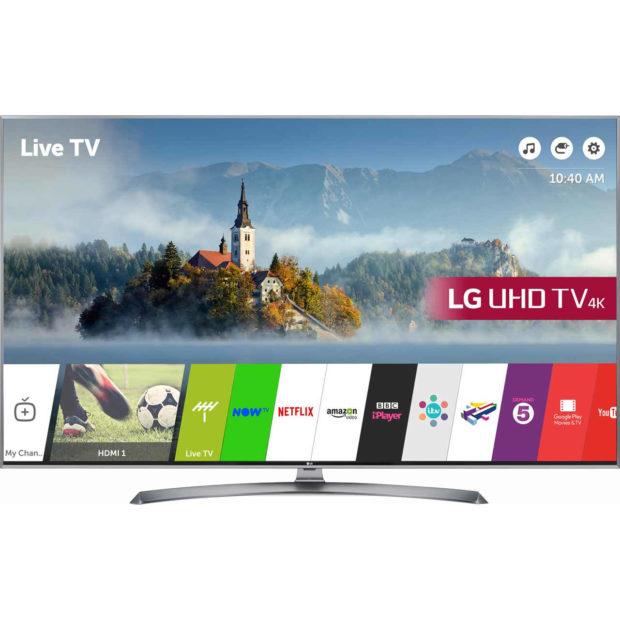 65″ LG LG65UJ750V LED 4K TV