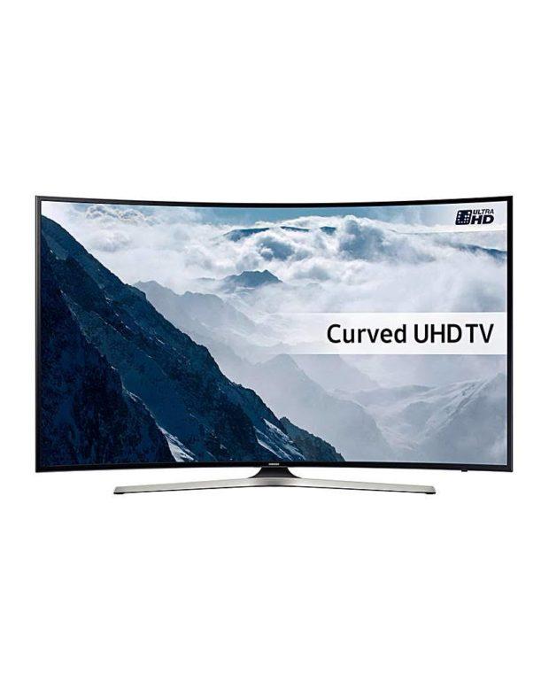 65″ Samsung UE65KU6100 LED Curve Screen