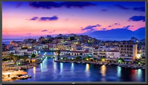 80″ NEC V801 LED Display