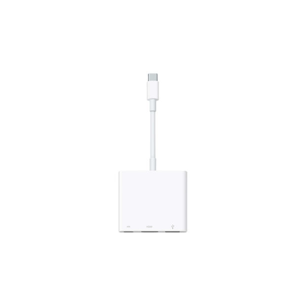 Apple USB C-HDMI, USB 3.0, USB C Adaptor