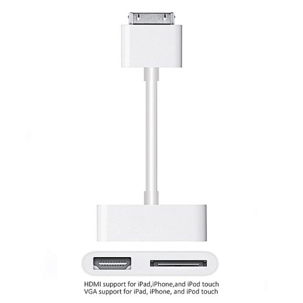 Apple iPad Dock – HDMI Adapter