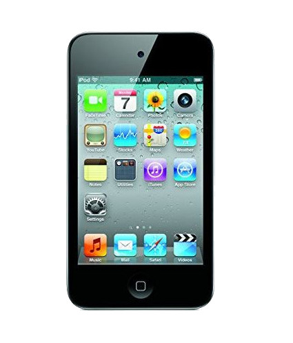 Apple iPod 4 Touch 16GB Black