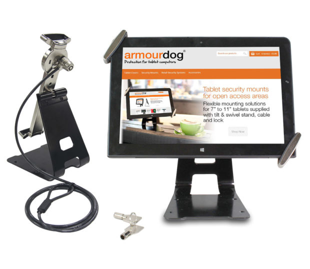 Armourdog Universal Tablet Stand 7″ – 10″ Tablets