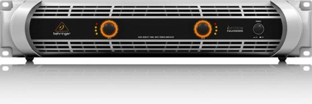 Behringer iNuke NU1000 1000W Amplifier