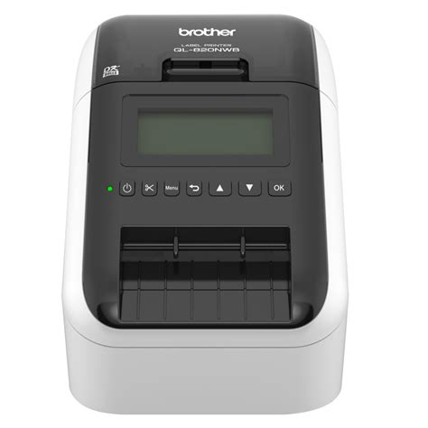 Brother QL-820NWB Printer