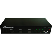CPCD 4×1 PC/HDTV VGA Switcher