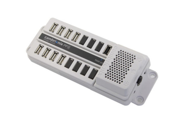 Cambrionix Powerpad 15 USB Charger