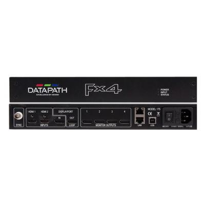 Datapath Fx4/H Wall Controller