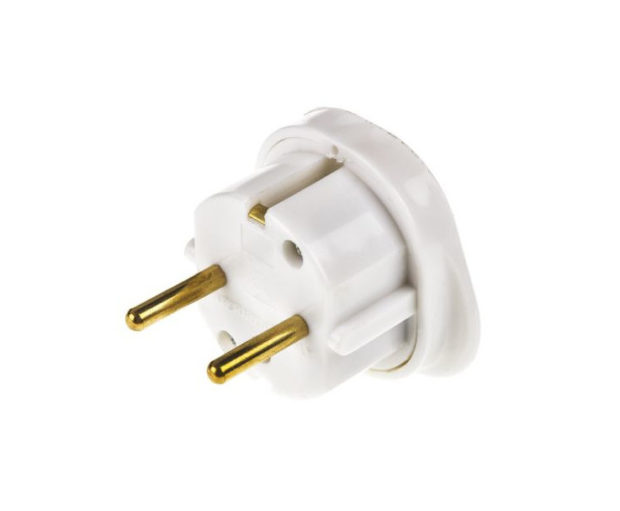 European Power Adapter