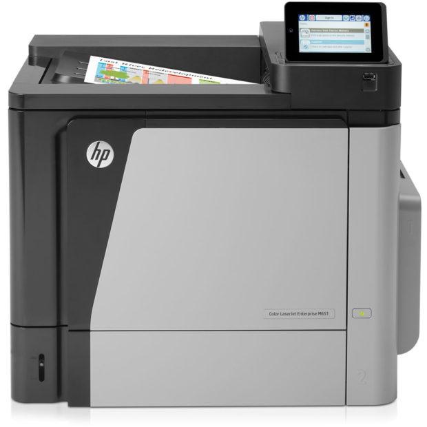 HP M651DN A4 Colour LaserJet Pro