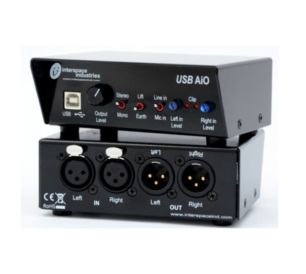 Interspace AIO Audio Interface