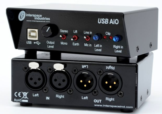 Interspace AIO Audio Interface