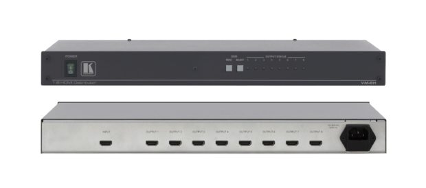 Kramer 8 Channel HDMI Distribution Amp