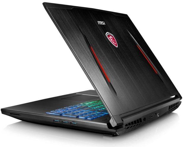 MSI GT62VR 7RE 15″ Core i7 16Gb, GTX 1070 8Gb, 512Gb SSD Laptop