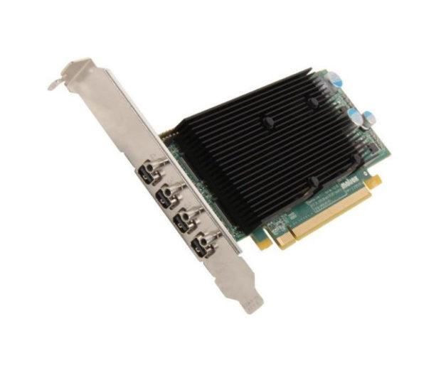 Matrox M9148 LP 1GB Mini Display