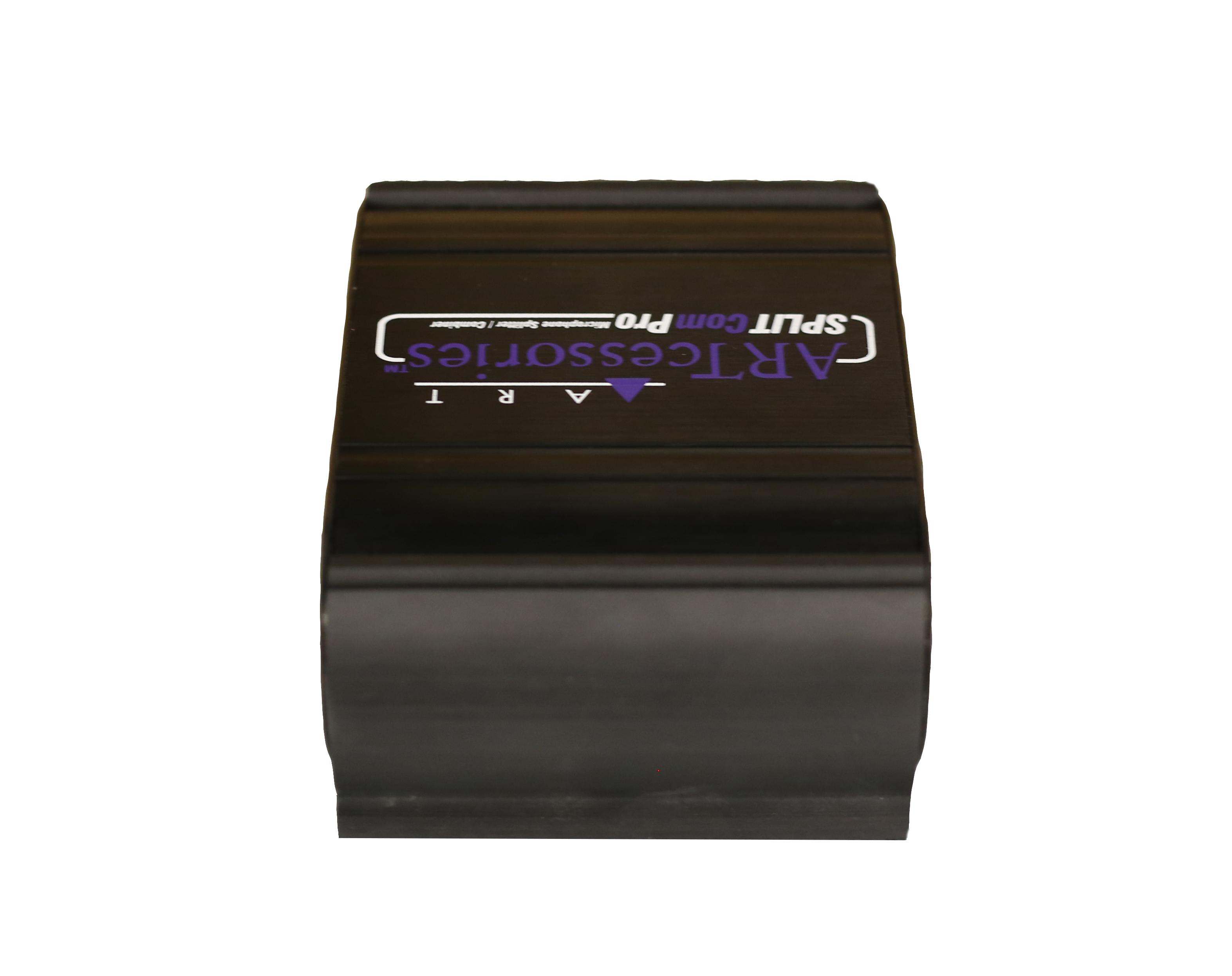 Microphone Splitter/Combiner