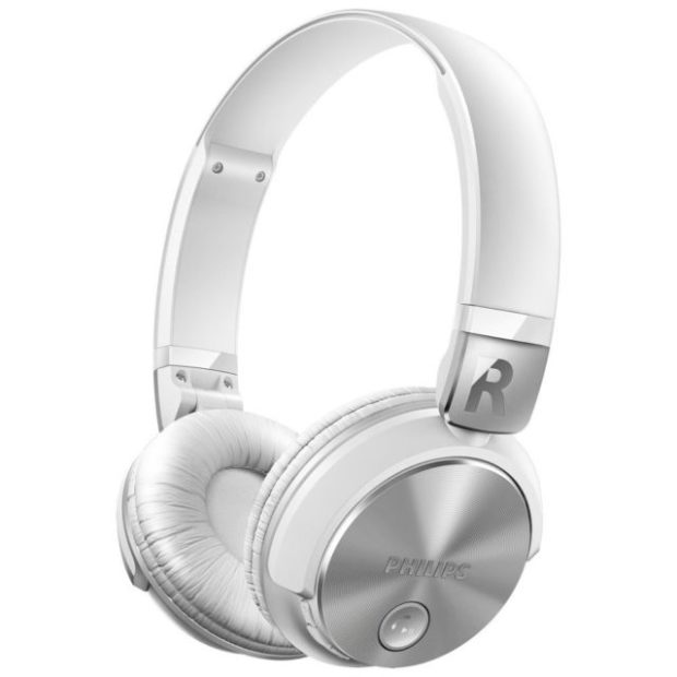 Phillips Wireless Headphone SHB3165 White