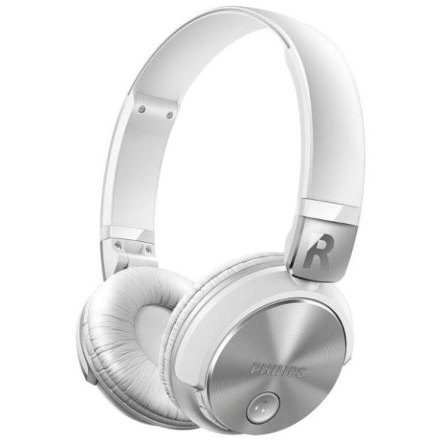 Phillips Wireless Headphone SHB3165 White