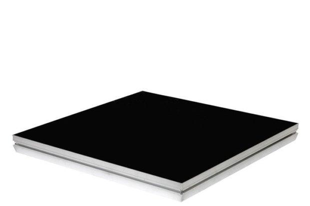 Prolyte SM-DL-B-100100 StageDex Basic Deck Black 1 x 1M