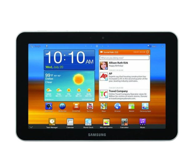 Samsung GT-P7510 Galaxy Tab