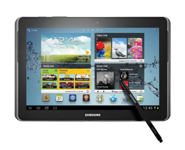 Samsung Galaxy Note 10″ Tab 4G Black