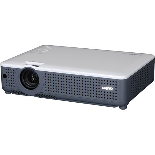 Sanyo 3000 ANSI Lumens Projector