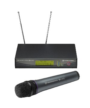 Sennheiser Handheld Wireless Mic