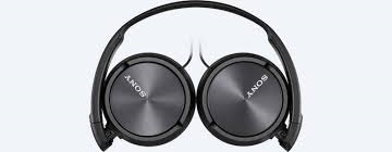 Sony MDR-ZX310APB Headphones-Black