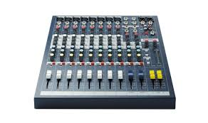 Soundcraft EPM8 Mixing Desk