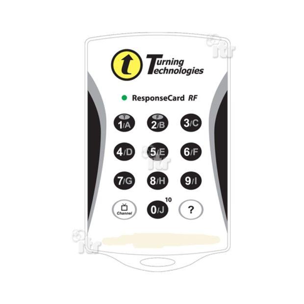 Standard Voting Keypad