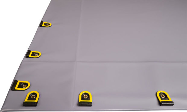 Stumpfl Front Projection Cloth 12′ x 6′ 9″