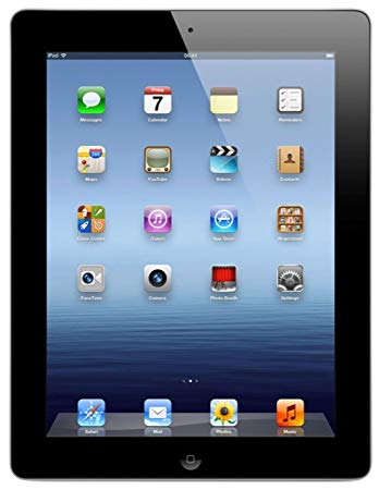 The New iPad (Gen 3) 16GB 4GWiFi Black