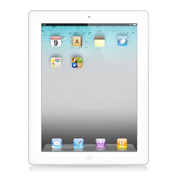 The New iPad (Gen 3) 16GB WiFi White