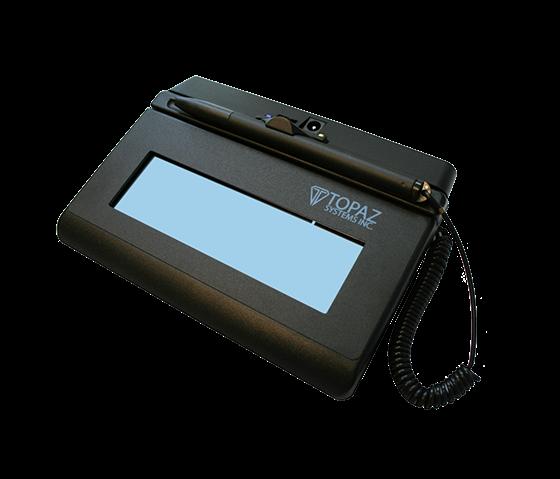Topaz e-Signature System