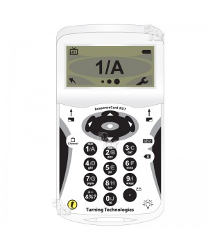 Voting Keypad with Full LCD