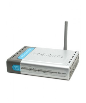 Wireless DSL Router