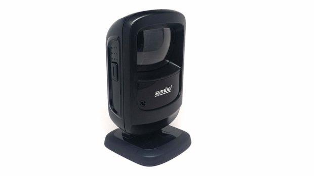 Zebra DS9208-SR Black USB Scanner