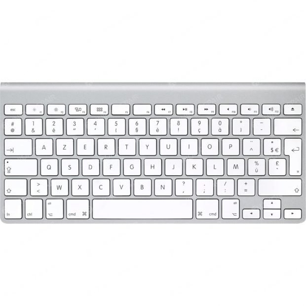Apple French Bluetooth Keyboard