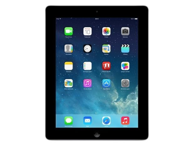 iPad 4 16GB 4G Wi-Fi Black