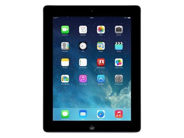iPad 4 16GB Wi-Fi Black