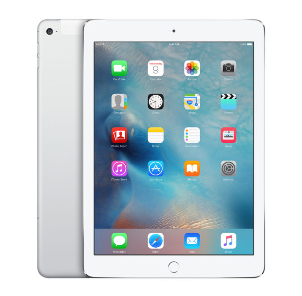 iPad Air 2 (Gen 6) 16GB 4G Silver/White