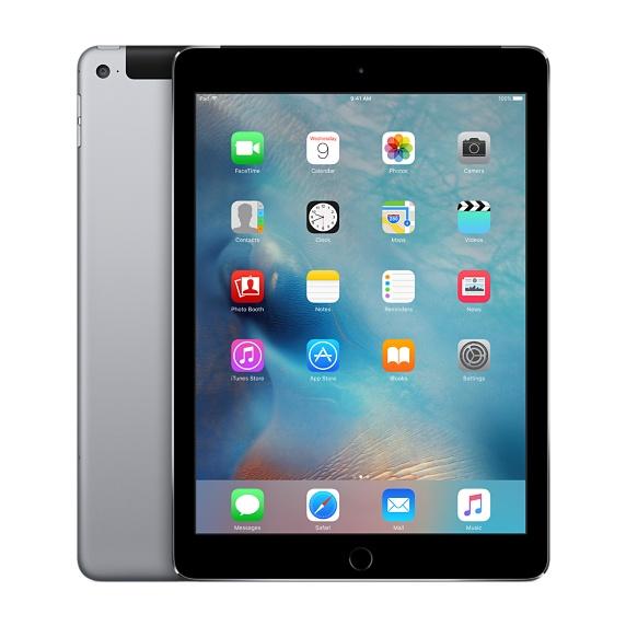 iPad Air 2 (Gen 6) 16GB Space Grey