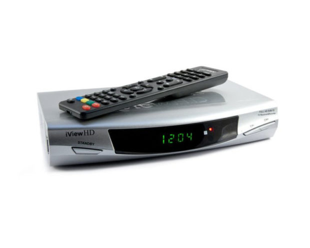 iView HD Freeview Box