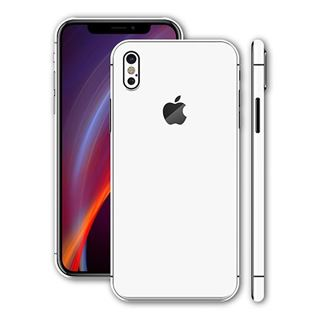 iPhone X Silver/White