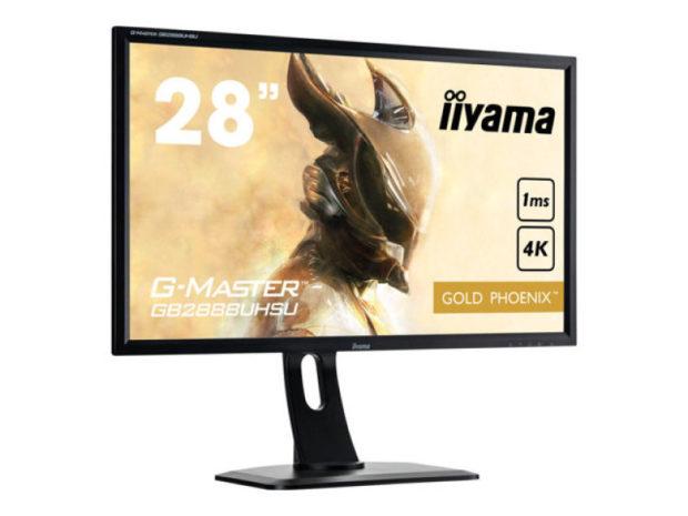 28″ Iiyama GB2888UHSU-B1 4K Gaming Monitor