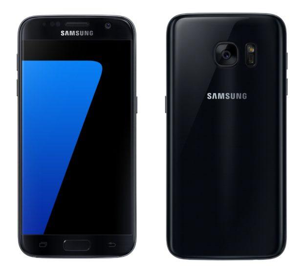 Samsung Galaxy S7 64GB Black Sapphire