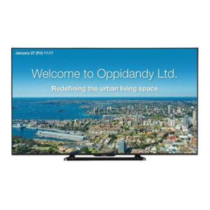 70″ Sharp PN-Q701K LED Display